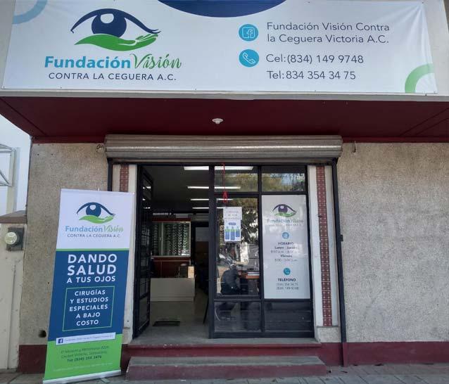 Fundación Ciudad Victoria