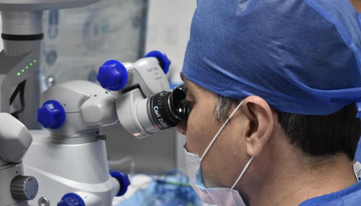 cirugías brigadas ojos